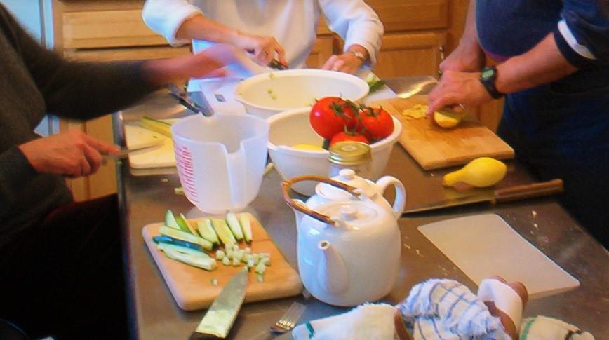 Craft cooking